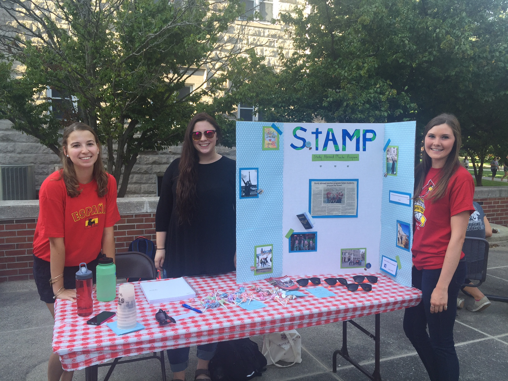 StAMP Info Table