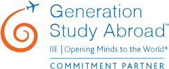 Generation Study Abroad, IIE | Opening Minds to the World, Commitment Partner